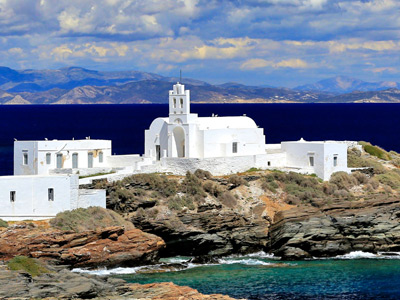 Attractions De Sifnos